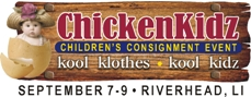 Chicken Kidz Children's Consignment Event