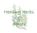 Healing Herbs and Spice